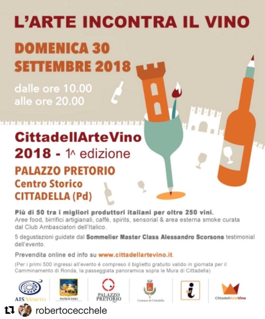 Cittadella arte vino