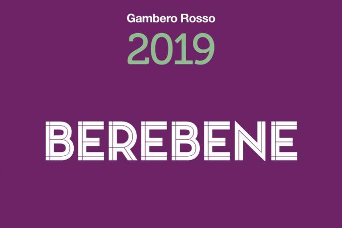 Berebene e Gambero Rosso 2019