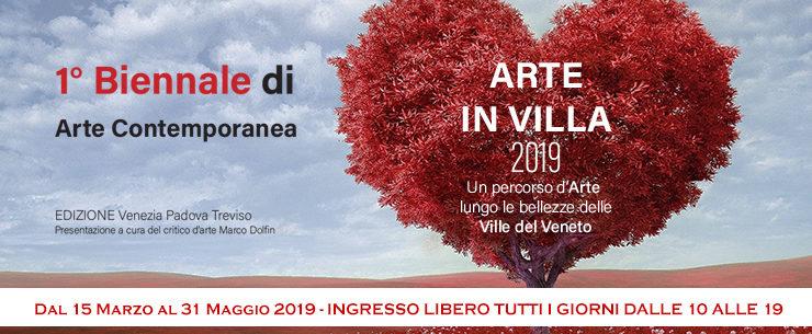 Vini Euganei e Biennale Ville Venete